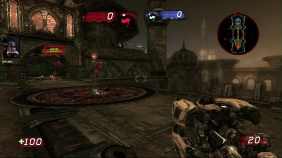 Unreal Tournament 3 (PS3) купить Анреал