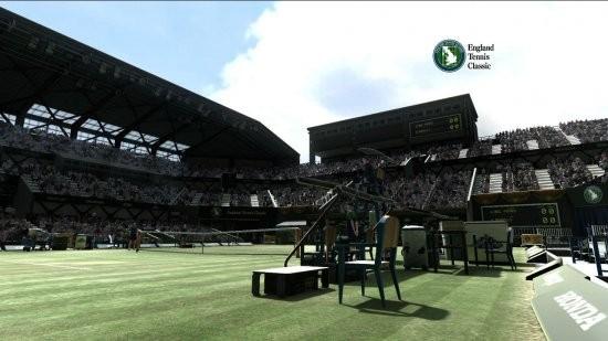 Virtua Tennis Для Psp