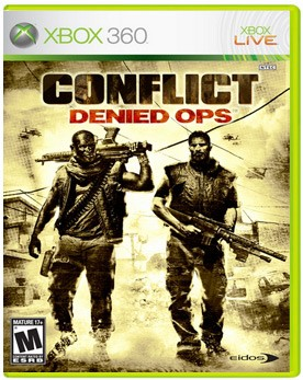 Xbox 360 / ???? ??? Xbox 360 / Conflict: Denied Ops (Conflict