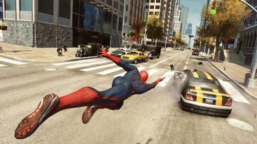 скачать бесплатно новый человек паук игра - фото 8