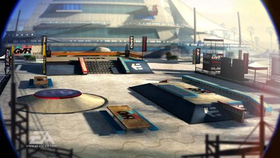 Skate 2 (PS3) купить Скейт 2 на PlayStation 3