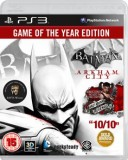 Batman: Аркхем Сити. Издание «Игра Года» (PS3) - PS4, Xbox One, PS 3, PS Vita, Xbox 360, PSP, 3DS, PS2, Move, KINECT, Обмен игр и др.