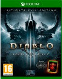 Diablo 3: Reaper of Souls. Ultimate Evil Edition (Xbox One) - PS4, Xbox One, PS 3, PS Vita, Xbox 360, PSP, 3DS, PS2, Move, KINECT, Обмен игр и др.