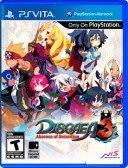 Disgaea 3 : Absence of Detention (PS Vita) - PS4, Xbox One, PS 3, PS Vita, Xbox 360, PSP, 3DS, PS2, Move, KINECT, Обмен игр и др.