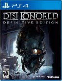 Dishonored. Definitive Edition (PS4) - PS4, Xbox One, PS 3, PS Vita, Xbox 360, PSP, 3DS, PS2, Move, KINECT, Обмен игр и др.