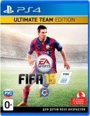 FIFA 15 (PS4) - PS4, Xbox One, PS 3, PS Vita, Xbox 360, PSP, 3DS, PS2, Move, KINECT, Обмен игр и др.