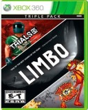 Limbo, Trials HD, Splosion Man  - аркадные хиты Xbox LIVE 3-в-1 (Xbox 360) - PS4, Xbox One, PS 3, PS Vita, Xbox 360, PSP, 3DS, PS2, Move, KINECT, Обмен игр и др.