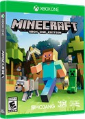 Minecraft Xbox One Edition (Xbox One) - PS4, Xbox One, PS 3, PS Vita, Xbox 360, PSP, 3DS, PS2, Move, KINECT, Обмен игр и др.