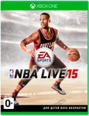 NBA Live 15 (Xbox One) - PS4, Xbox One, PS 3, PS Vita, Xbox 360, PSP, 3DS, PS2, Move, KINECT, Обмен игр и др.