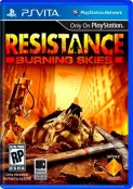 Resistance Burning Skies (PS Vita) - PS4, Xbox One, PS 3, PS Vita, Xbox 360, PSP, 3DS, PS2, Move, KINECT, Обмен игр и др.
