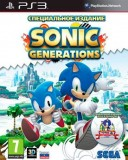 Sonic Generations. Специальное издание (PS3) - PS4, Xbox One, PS 3, PS Vita, Xbox 360, PSP, 3DS, PS2, Move, KINECT, Обмен игр и др.