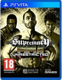 Supremacy MMA: Unrestricted (PS Vita) - PS4, Xbox One, PS 3, PS Vita, Xbox 360, PSP, 3DS, PS2, Move, KINECT, Обмен игр и др.
