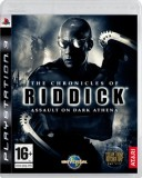 The Chronicles of Riddick: Assault on Dark Athena (PS3) - PS4, Xbox One, PS 3, PS Vita, Xbox 360, PSP, 3DS, PS2, Move, KINECT, Обмен игр и др.