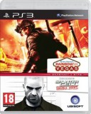 Tom Clancy's Splinter Cell Double Agent & Tom Clancy's Rainbow Six Vegas (PS3) - PS4, Xbox One, PS 3, PS Vita, Xbox 360, PSP, 3DS, PS2, Move, KINECT, Обмен игр и др.