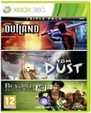 Сборник игр от Ubisoft (BGEOutlandFrom Dust) (Xbox 360) - PS4, Xbox One, PS 3, PS Vita, Xbox 360, PSP, 3DS, PS2, Move, KINECT, Обмен игр и др.