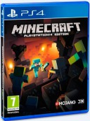 Minecraft PS4 Edition (Майнкрафт для PS4) (PS4) - PS4, Xbox One, PS 3, PS Vita, Xbox 360, PSP, 3DS, PS2, Move, KINECT, Обмен игр и др.