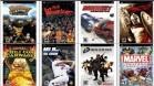 Игровая приставка Sony PSP-E1008 + Memory Stick 8 Gb + 10 Игр (На выбор) - PS4, Xbox One, PS 3, PS Vita, Xbox 360, PSP, 3DS, PS2, Move, KINECT, Обмен игр и др.