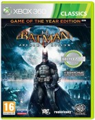 Batman Arkham Asylum. Game of the Year (Xbox 360) - PS4, Xbox One, PS 3, PS Vita, Xbox 360, PSP, 3DS, PS2, Move, KINECT, Обмен игр и др.