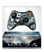 Джойстик Xbox 360 беспроводной (Halo 4 Limited Edition) - PS4, Xbox One, PS 3, PS Vita, Xbox 360, PSP, 3DS, PS2, Move, KINECT, Обмен игр и др.