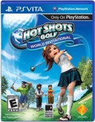 Everybody's Golf (PS Vita) - PS4, Xbox One, PS 3, PS Vita, Xbox 360, PSP, 3DS, PS2, Move, KINECT, Обмен игр и др.