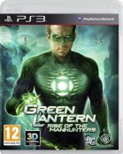 Green Lantern: Rise of the Manhunters (PS3) - PS4, Xbox One, PS 3, PS Vita, Xbox 360, PSP, 3DS, PS2, Move, KINECT, Обмен игр и др.