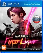 InFamous: Первый свет (PS4) - PS4, Xbox One, PS 3, PS Vita, Xbox 360, PSP, 3DS, PS2, Move, KINECT, Обмен игр и др.