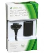Комплект зарядный для Джойстика Xbox 360 - PS4, Xbox One, PS 3, PS Vita, Xbox 360, PSP, 3DS, PS2, Move, KINECT, Обмен игр и др.
