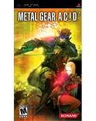 Metal Gear Solid: ACID 2 (PSP) - PS4, Xbox One, PS 3, PS Vita, Xbox 360, PSP, 3DS, PS2, Move, KINECT, Обмен игр и др.