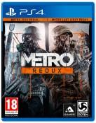 Metro Redux (Метро 2033 Возвращение) (PS4) - PS4, Xbox One, PS 3, PS Vita, Xbox 360, PSP, 3DS, PS2, Move, KINECT, Обмен игр и др.