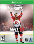 NHL 16 (Xbox One) - PS4, Xbox One, PS 3, PS Vita, Xbox 360, PSP, 3DS, PS2, Move, KINECT, Обмен игр и др.