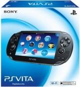 PS Vita (Sony PlayStation Vita WiFi Black) - PS4, Xbox One, PS 3, PS Vita, Xbox 360, PSP, 3DS, PS2, Move, KINECT, Обмен игр и др.