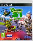 Planet 51 (Планета 51) (PS3) - PS4, Xbox One, PS 3, PS Vita, Xbox 360, PSP, 3DS, PS2, Move, KINECT, Обмен игр и др.