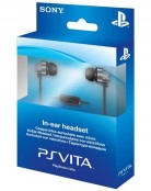 Проводная гарнитура для PS Vita (PS Vita In-ear headset) - PS4, Xbox One, PS 3, PS Vita, Xbox 360, PSP, 3DS, PS2, Move, KINECT, Обмен игр и др.