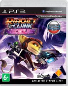 Ratchet & Clank: Into The Nexus (Ratchet & Clank: Nexus) (PS3) - PS4, Xbox One, PS 3, PS Vita, Xbox 360, PSP, 3DS, PS2, Move, KINECT, Обмен игр и др.