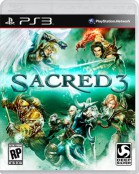 Sacred 3 (PS3) - PS4, Xbox One, PS 3, PS Vita, Xbox 360, PSP, 3DS, PS2, Move, KINECT, Обмен игр и др.