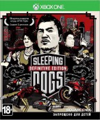 Sleeping Dogs: Definitive Edition (Xbox One) - PS4, Xbox One, PS 3, PS Vita, Xbox 360, PSP, 3DS, PS2, Move, KINECT, Обмен игр и др.