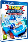 Sonic & All-Star Racing Transformed. Limited Edition (PS Vita) - PS4, Xbox One, PS 3, PS Vita, Xbox 360, PSP, 3DS, PS2, Move, KINECT, Обмен игр и др.