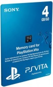 Карта памяти 4 Гб для PS Vita (PS Vita Memory Card 4 GB) - PS4, Xbox One, PS 3, PS Vita, Xbox 360, PSP, 3DS, PS2, Move, KINECT, Обмен игр и др.