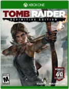 Tomb Raider Definitive Edition (Xbox One) - PS4, Xbox One, PS 3, PS Vita, Xbox 360, PSP, 3DS, PS2, Move, KINECT, Обмен игр и др.