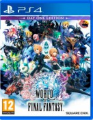 World of Final Fantasy (PS4) - PS4, Xbox One, PS 3, PS Vita, Xbox 360, PSP, 3DS, PS2, Move, KINECT, Обмен игр и др.
