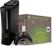 Игровая приставка Microsoft Xbox 360 Elite 120 ГБ + 5 игр !!! - PS4, Xbox One, PS 3, PS Vita, Xbox 360, PSP, 3DS, PS2, Move, KINECT, Обмен игр и др.