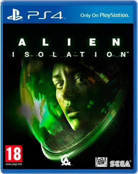 Alien: Isolation (PS4) - PS4, Xbox One, PS 3, PS Vita, Xbox 360, PSP, 3DS, PS2, Move, KINECT, Обмен игр и др.
