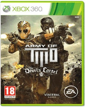 Army of Two: The Devil's Cartel (Xbox 360) - PS4, Xbox One, PS 3, PS Vita, Xbox 360, PSP, 3DS, PS2, Move, KINECT, Обмен игр и др.