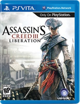 Assassin's Creed 3: Liberation (PS Vita) - PS4, Xbox One, PS 3, PS Vita, Xbox 360, PSP, 3DS, PS2, Move, KINECT, Обмен игр и др.