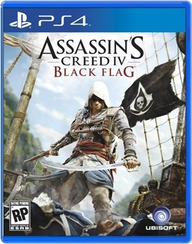 Assassin's Creed 4: Black Flag (Assassin's Creed 4: Чёрный флаг) (PS4) - PS4, Xbox One, PS 3, PS Vita, Xbox 360, PSP, 3DS, PS2, Move, KINECT, Обмен игр и др.