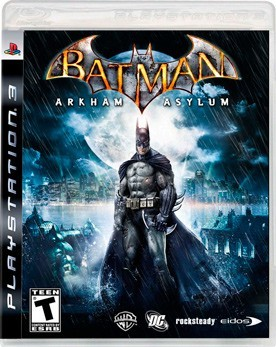 Batman: Arkham Asylum. Издание «Игра Года» (PS3) - PS4, Xbox One, PS 3, PS Vita, Xbox 360, PSP, 3DS, PS2, Move, KINECT, Обмен игр и др.
