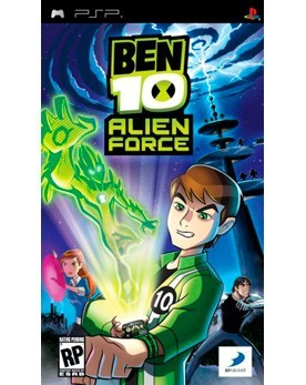 Ben 10: Alien Force (PSP) - PS4, Xbox One, PS 3, PS Vita, Xbox 360, PSP, 3DS, PS2, Move, KINECT, Обмен игр и др.