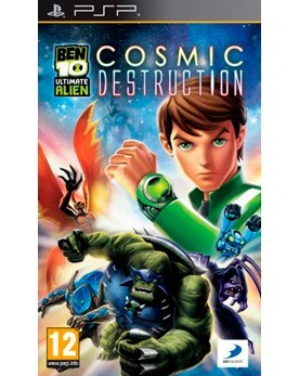 Ben 10: Ultimate Alien Cosmic Destruction (PSP) - PS4, Xbox One, PS 3, PS Vita, Xbox 360, PSP, 3DS, PS2, Move, KINECT, Обмен игр и др.