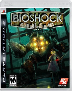 Bioshock (PS3) - PS4, Xbox One, PS 3, PS Vita, Xbox 360, PSP, 3DS, PS2, Move, KINECT, Обмен игр и др.