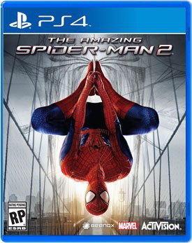 The Amazing Spider-Man 2 (Новый Человек - Паук 2) (PS4) - PS4, Xbox One, PS 3, PS Vita, Xbox 360, PSP, 3DS, PS2, Move, KINECT, Обмен игр и др.